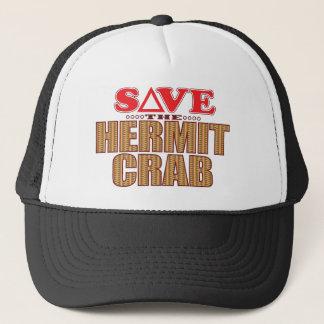 Hermit Crab Save Trucker Hat