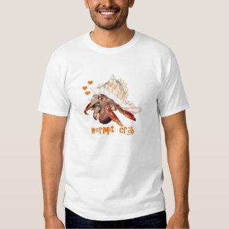 hermit crab tee shirts