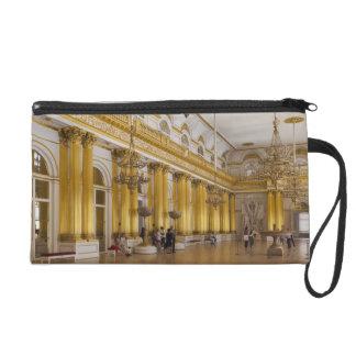 Hermitage Museum, Room 191, The Great Hall Wristlet Purses