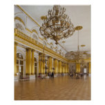 Hermitage Museum, Room 191, The Great Hall Print