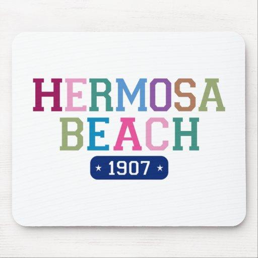 Hermosa Beach 1907 Mousepad