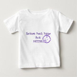 Hermosa Beach Babies Suck Better T-shirt