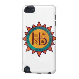 Hermosa Beach Seal iPod Touch (5th Generation) Case