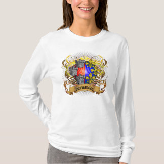 Hernandez Family Crest T-Shirt