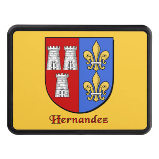 Hernandez Family Shield Hitch Covers