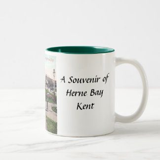 Herne Bay Souvenir Mug