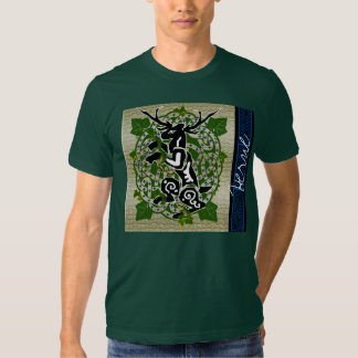 herne stag t-shirt