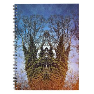 Herne the Hunter Notebook