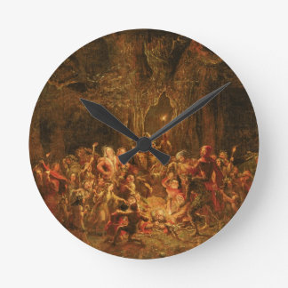 Herne's Oak from 'The Merry Wives of Windsor' by W Clocks