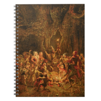 Herne's Oak from 'The Merry Wives of Windsor' by W Notebooks
