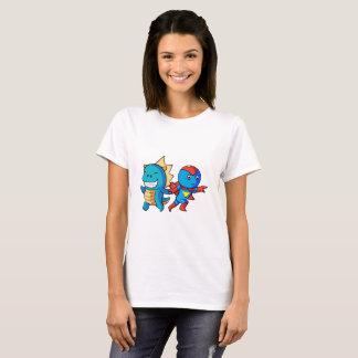Hero and Dino!! T-Shirt