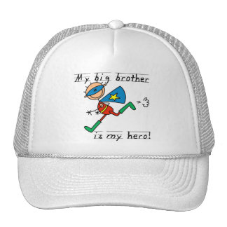 Hero Big Brother Tshirts and Gifts Mesh Hat