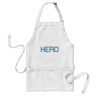 Hero (blue edition) apron