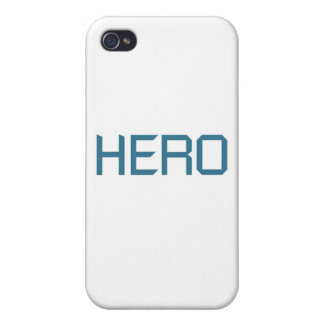 Hero (blue edition) case for iPhone 4