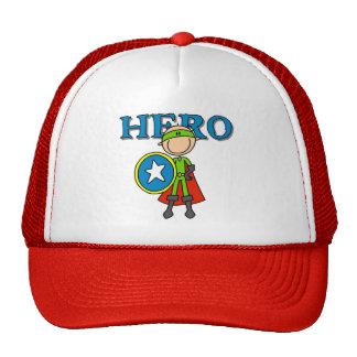 Hero Boy with Shield Cap