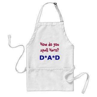 Hero Dad Grilling Apron