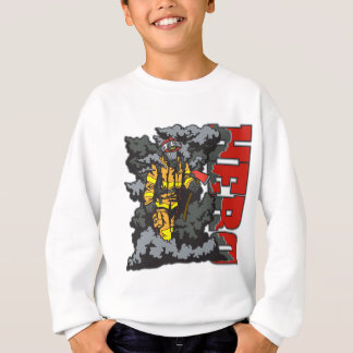 HERO Firefighter Sweatshirt