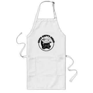 Hero Happy Hour Trio Long Apron
