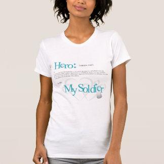 Hero My Soldier T-shirt