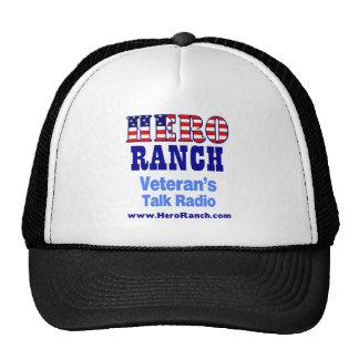 Hero Ranch Veteran's Talk Radio! Hats