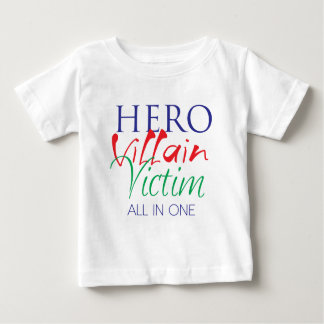 Hero Villain Victim - All in One Shirts