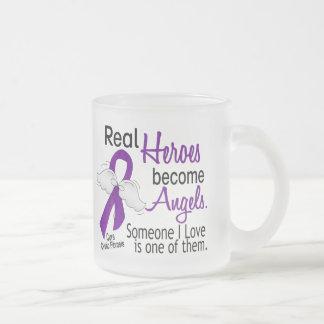 Heroes Become Angels Cystic Fibrosis Mug