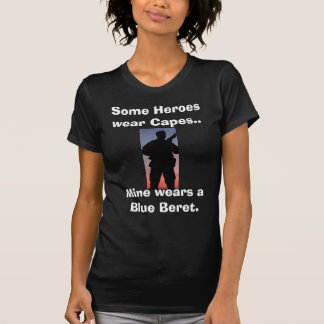 Heroes for Girlfriend T-Shirt
