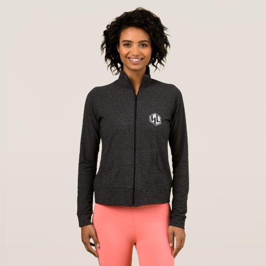 Heroes Lounge Ladies Fleece Jacket