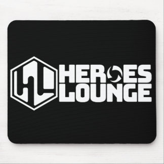 Heroes Lounge Mouse Pad