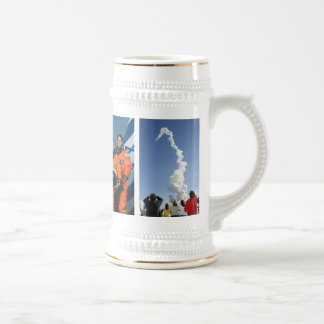 Heroes Of The Space Shuttle Columbia Disaster Beer Steins