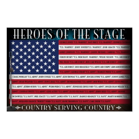 Heroes Of The Stage Extra Large Print
