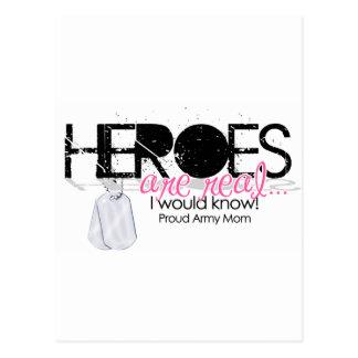 Heroes Postcard