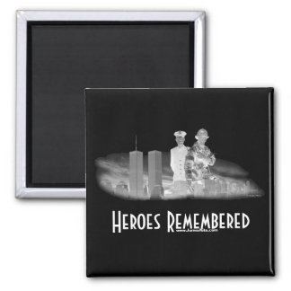 Heroes Remembered Magnet