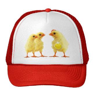 Heroic cockerel cap