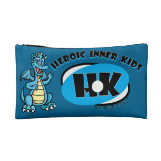 Heroic Inner Kids Makeup Bags