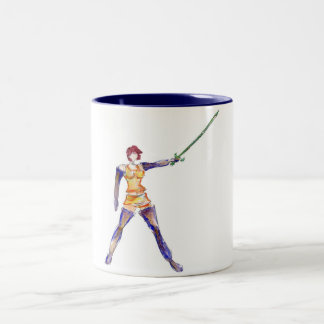 heroine mug