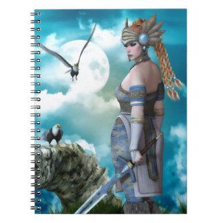 Heroine of the North Notebook