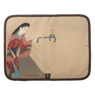 Heroine Toragozin Ishikawa Toraji japanese lady Folio Planners