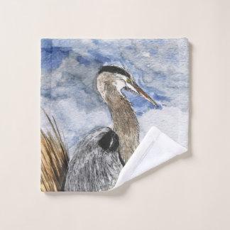 Heron Bath Towel Set