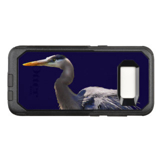 Heron Bird Animal OtterBox Galaxy S8 Case