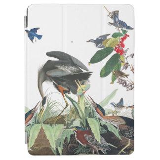 Heron Birds Audubon Wildlife Animal Ipad Cover