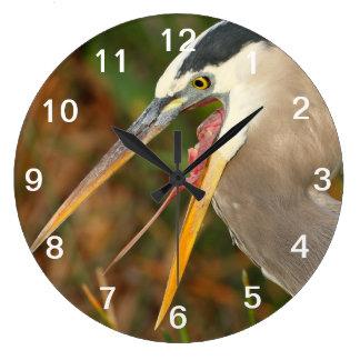 heron wallclock