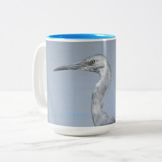 Heron Coffee Mug