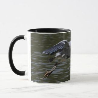 Heron Fly Past Mug