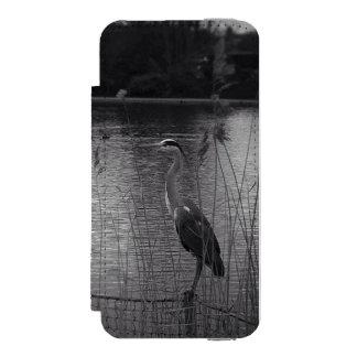 Heron in the Reeds Incipio Watson™ iPhone 5 Wallet Case