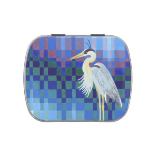 Heron Jelly Belly Tin