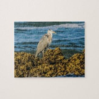 Heron Jigsaw Jigsaw Puzzle