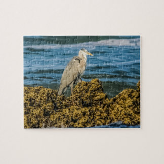 Heron Jigsaw Puzzle