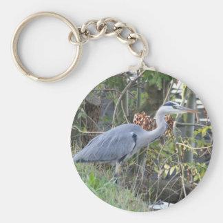 Heron Key Chain