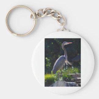 heron key ring